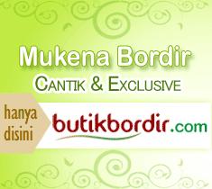 Mukena Bordir